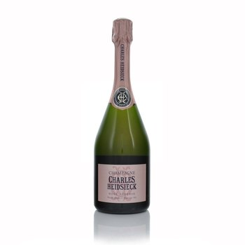 Charles Heidsieck Rose Reserve NV Champagne  - Click to view a larger image