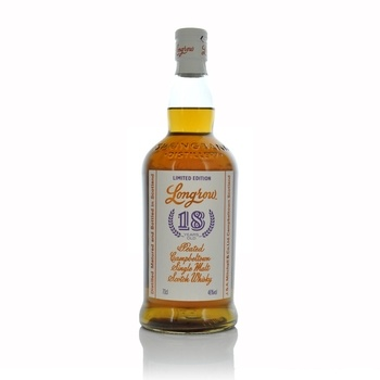 Longrow 18 year old limited edition  - Click to view a larger image
