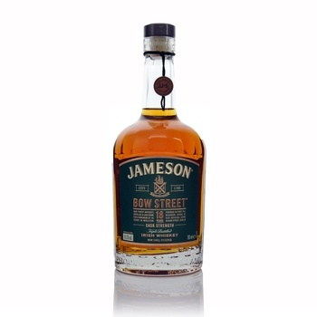 Jameson 18 Year Old Bow Street Cask Strength 700ml  - Click to view a larger image