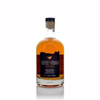 Kin Toffee + Vodka Spirit Drink 500ml  - Click to view a larger image