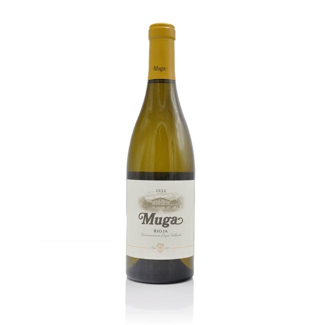 Muga White 2017  - Click to view a larger image