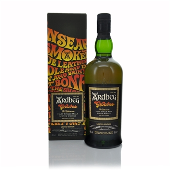 Ardbeg Grooves The Ultimate Islay Single Malt Scotch Whisky  - Click to view a larger image