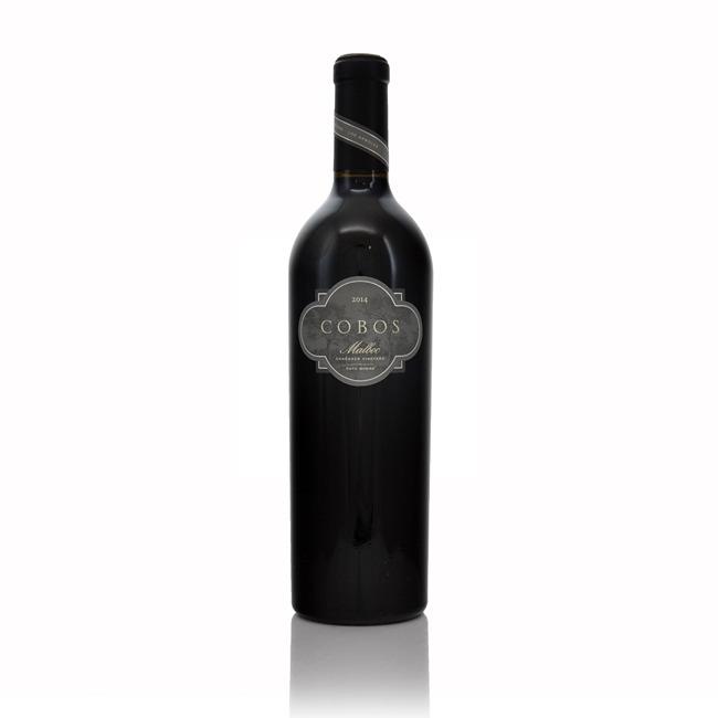 Vina Cobos Cobos Malbec, Chanares vineyard 2014  - Click to view a larger image
