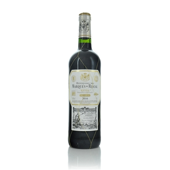 Marques de Riscal Reserva Rioja 2014  - Click to view a larger image