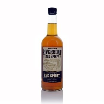 Riverboat American Rye Whiskey  - Click to view a larger image