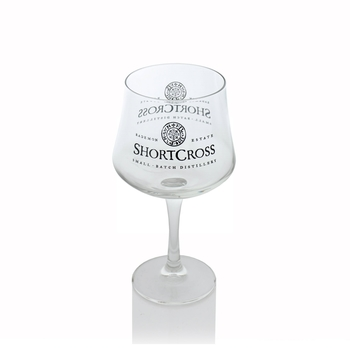 Shortcross Gin Glass  - Click to view a larger image