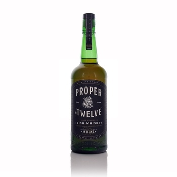 Proper No. Twelve Irish Whiskey 70cl  - Click to view a larger image