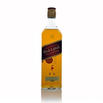 Johnnie Walker Red Label Blended Scotch Whisky 700ml  - Click to view a larger image