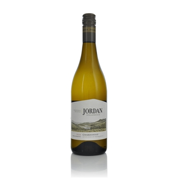 Jordan Wines Barrel Fermented Chardonnay 2017  - Click to view a larger image