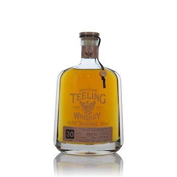 Teeling Whiskey Company 30 Year Old Vintage Reserve Single Malt 700ml  - Click to view a larger image