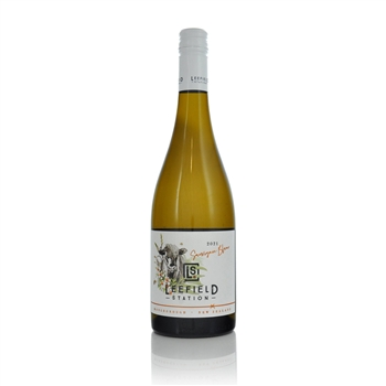 Leefield Station Sauvignon Blanc 2017  - Click to view a larger image