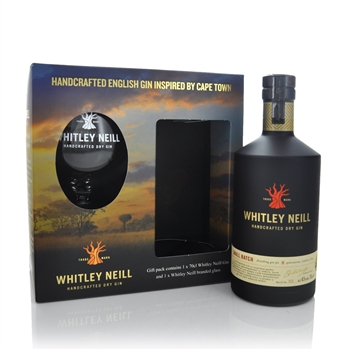 Whitley Neill Gift Set 700ml  - Click to view a larger image