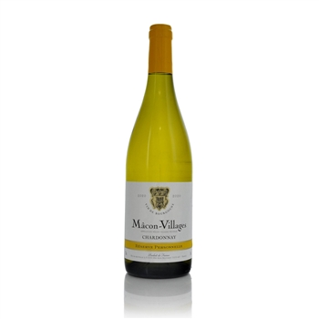 Boutinot Macon Villages Reserve Personnelle Chardonnay 2017  - Click to view a larger image