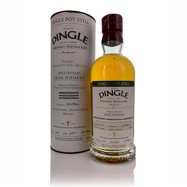 Dingle Single Pot Still Batch 2  - Click to view a larger image