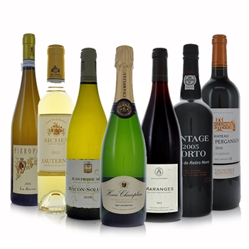 Hand Picked Christmas Wine Collection  - Click to view a larger image