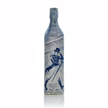 Johnnie Walker White Walker 700ml Limited Edition  - Click to view a larger image
