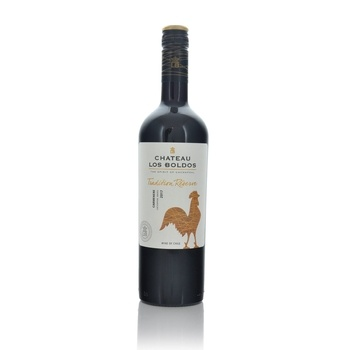 Chateau Los Boldos Tradition Reserve Carmenere 2017  - Click to view a larger image