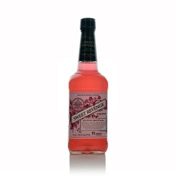 Sweet Revenge Wild Strawberry Liqueur  - Click to view a larger image
