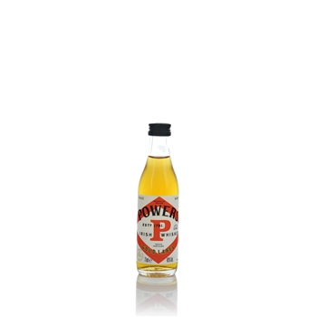 Powers Gold Label Blended Irish Whiskey 12 x 71ml