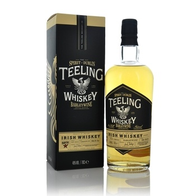 Teeling Whiskey Company Barleywine Small Batch Collaboration