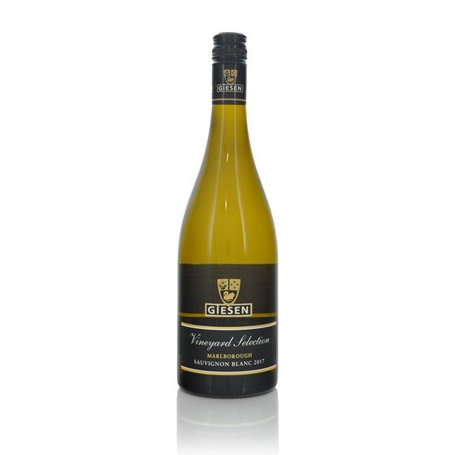 Giesen Vineyard Selection Sauvignon Blanc 2017  - Click to view a larger image