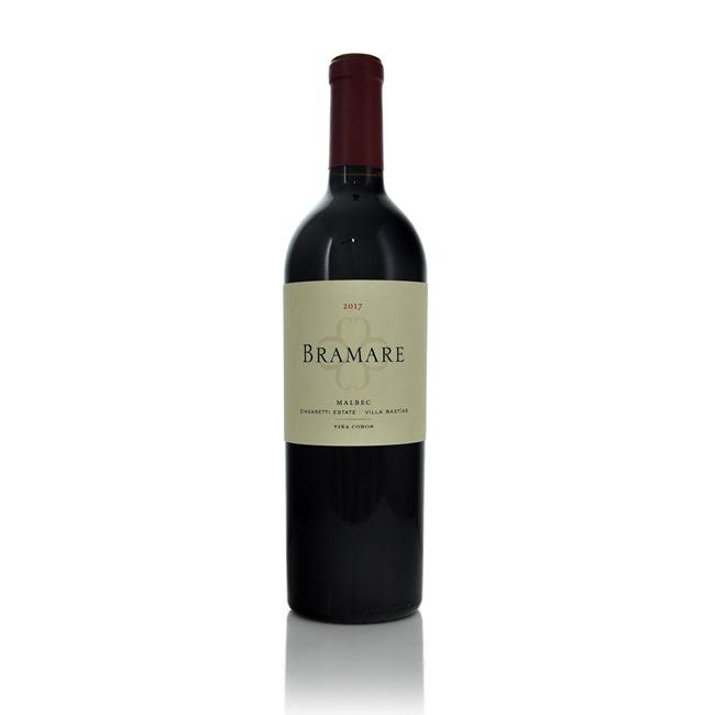 Vina Cobos Bramare Malbec Zingaretti Vineyard Valle de Uco 2016  - Click to view a larger image