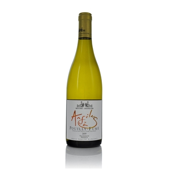 Bouchie Chatellier Pouilly Fume Argile a Silex 2018  - Click to view a larger image