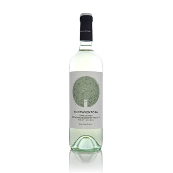 Cantina Tollo Rocca Ventosa Pinot Grigio 2018  - Click to view a larger image