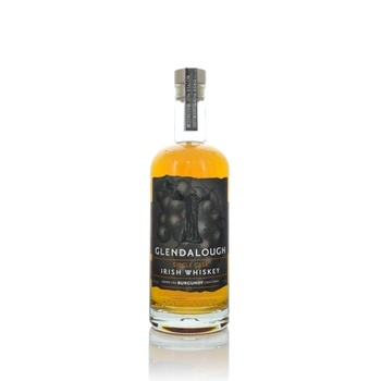 Glendalough Single Burgundy Cask Whiskey 700ml  - Click to view a larger image