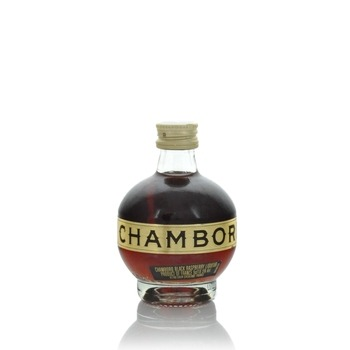Chambord Black Raspberry Liqueur 50ml  - Click to view a larger image