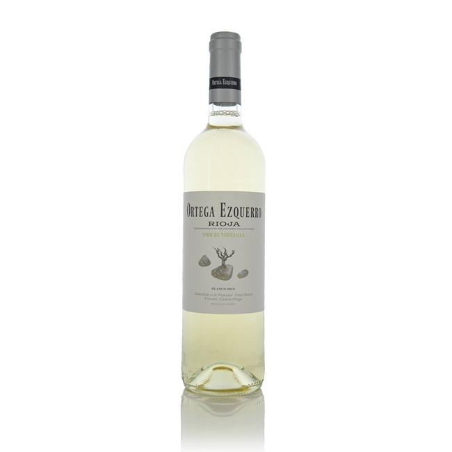 Ortega Ezquerro Rioja Blanco 2018  - Click to view a larger image