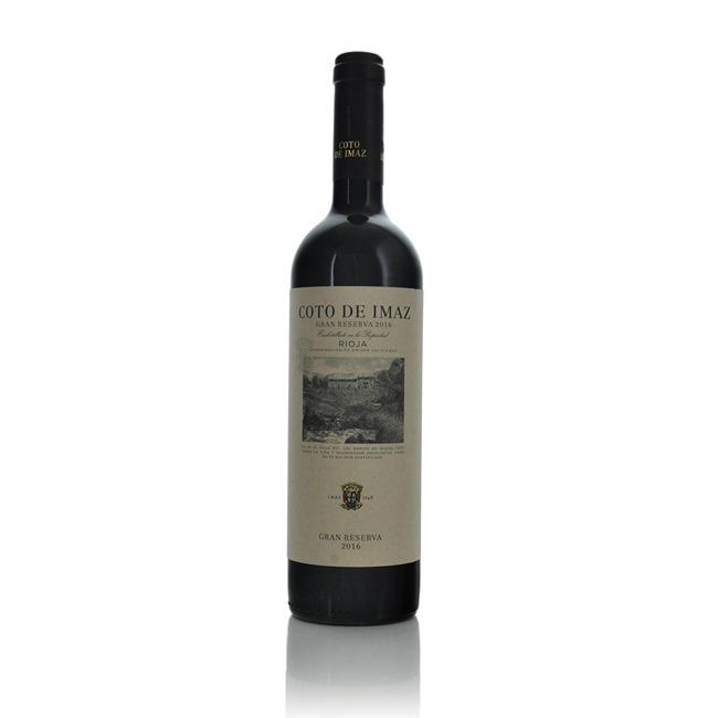 El Coto Coto de Imaz Rioja Gran Reserva 2012  - Click to view a larger image