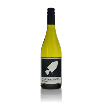 The Listening Station Chardonnay 2019  - Click to view a larger image
