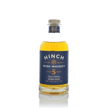 Hinch Distillery Co 5 Year Old Double Wood 700ml  - Click to view a larger image