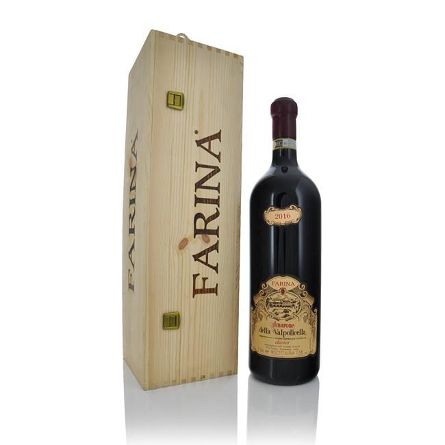 Remo Farina Amarone della Valpolicella Classico 2016 Jeroboam  - Click to view a larger image