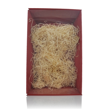 Gift Box 2 Bottle Tray With Clear Lid  - Click to view a larger image