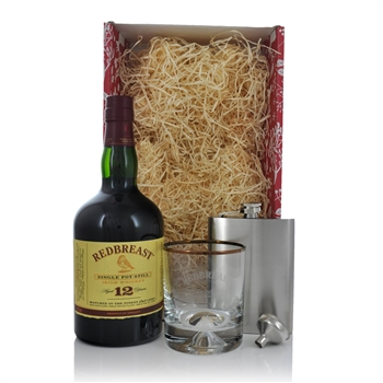 Redbreast Christmas Gift Set  - Click to view a larger image