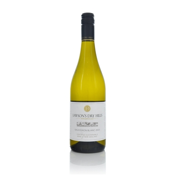 Lawsons Dry Hills Sauvignon Blanc 2018  - Click to view a larger image