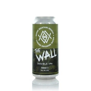 Mourne Mountains Brewery The Wall 8.0% DIPA  - Click to view a larger image