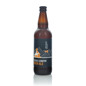 Lecale Legbiter Irish Ale 4.5% ABV  - Click to view a larger image