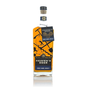 Heaven's Door Double Barrel Whiskey 700ml  - Click to view a larger image