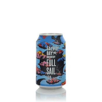 Galway Bay Brewery Full Sail IPA 5.8% ABV 330ml  - Click to view a larger image