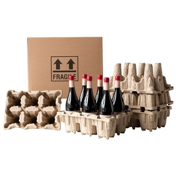 Eco Protection 12 Bottle Box  - Click to view a larger image
