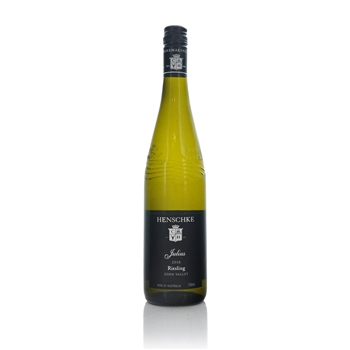 Henschke Julius Eden Valley Riesling 2018  - Click to view a larger image