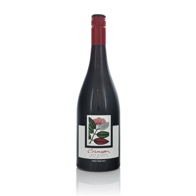 Ata Rangi Crimson Pinot Noir 2017  - Click to view a larger image