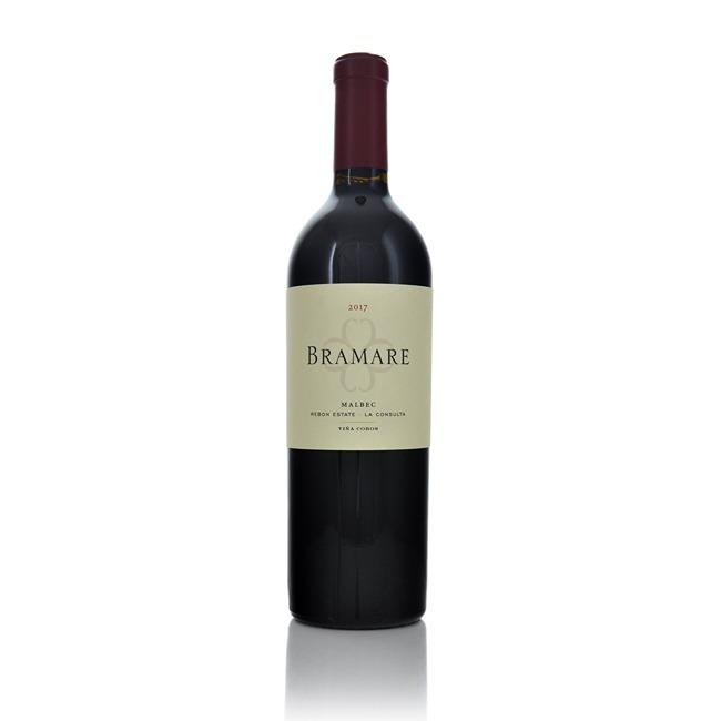 Vina Cobos Bramare Single Vineyard Malbec Rebon Estate Valle de Uco 2016  - Click to view a larger image