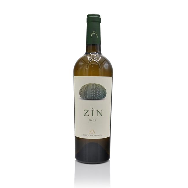 Produttori di Manduria Zin Fiano 2019  - Click to view a larger image