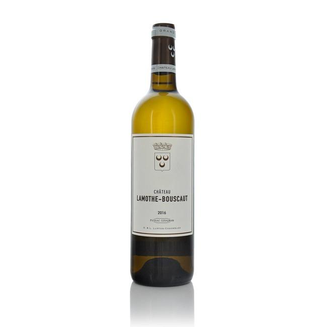 Chateau Lamothe-Bouscaut Pessac Leognan Blanc 2016  - Click to view a larger image