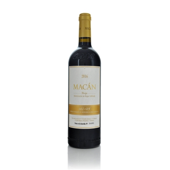 Rothschild Vega Sicilia Macan Rioja 2014  - Click to view a larger image