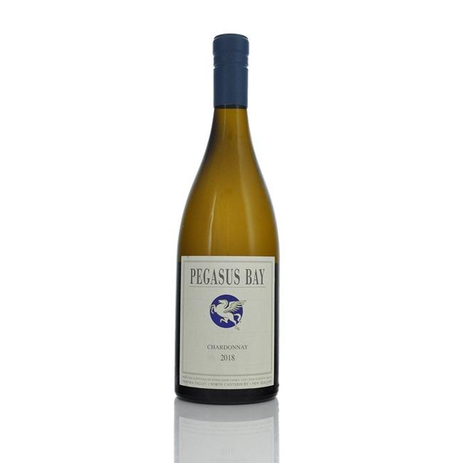 Pegasus Bay Chardonnay 2017  - Click to view a larger image